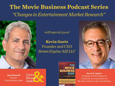Changes in Entertainment Market Research