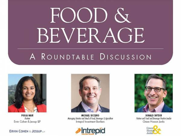 LABJ 2020 Food and Beverage Roundtable