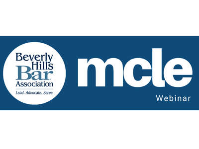 Beverly Hills Bar Association MCLE