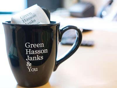 GHJ mug
