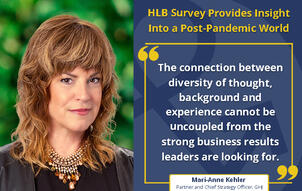2021 02 12 HLB Releases Report from its 2021 Survey of Business Leaders