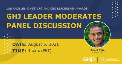 2021 07 28 Anant Moderates LA Times Panel