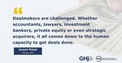 GHJ Partner Featured in Los Angeles Times 2021 Private Equity and MA Roundtable