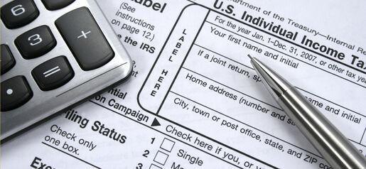 Tax Alert Featured Grey