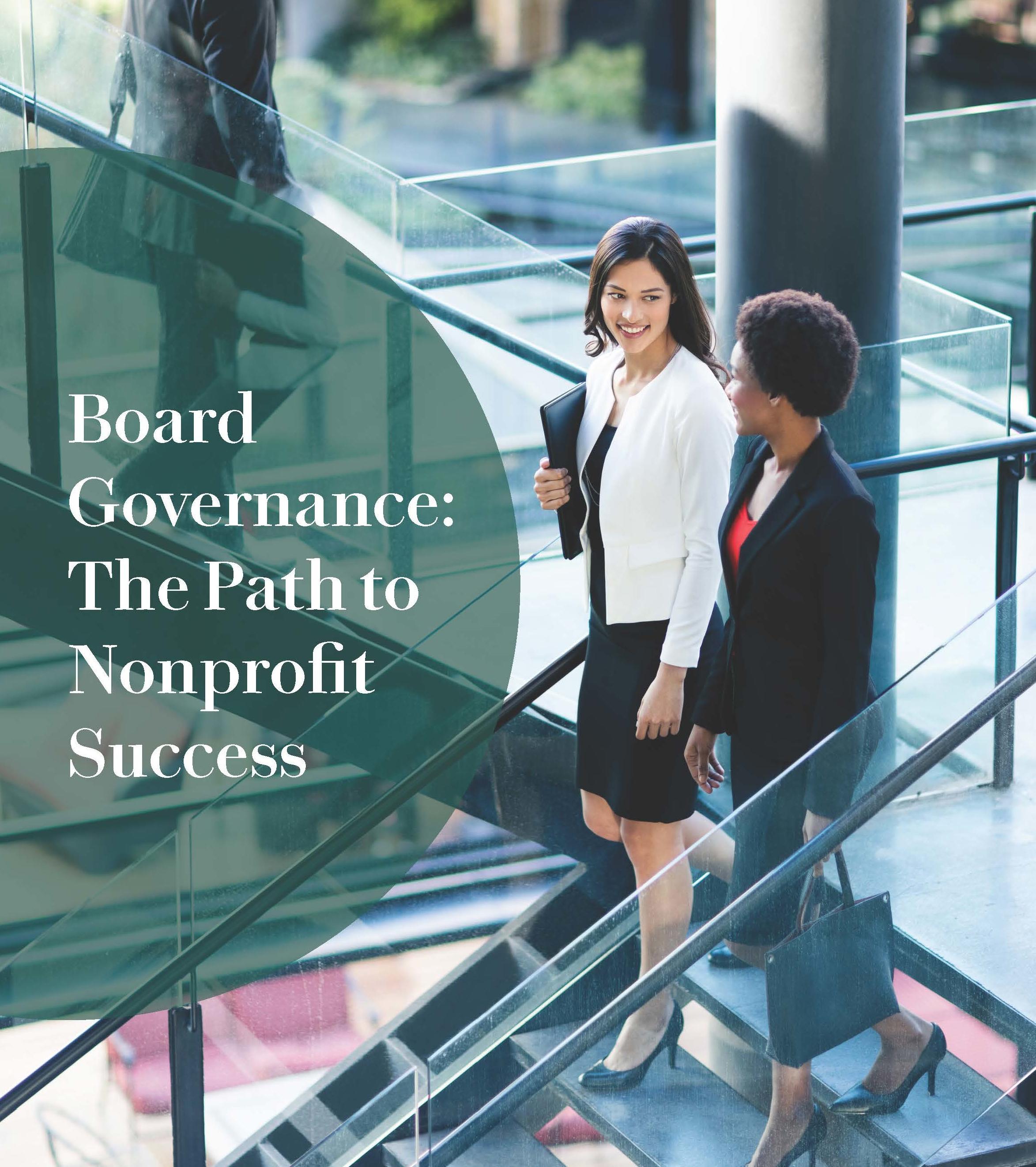 2018 Nonprofit Report Cover