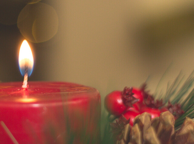 Advent Balls Blur 714898