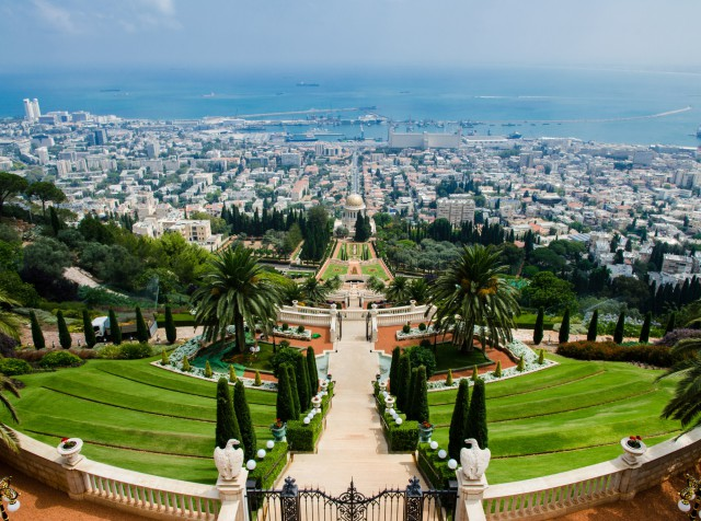 Architecture Bahai Gardens Buildings 190339 1