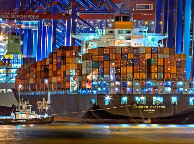 Boats Cargo Cargo Container 753331