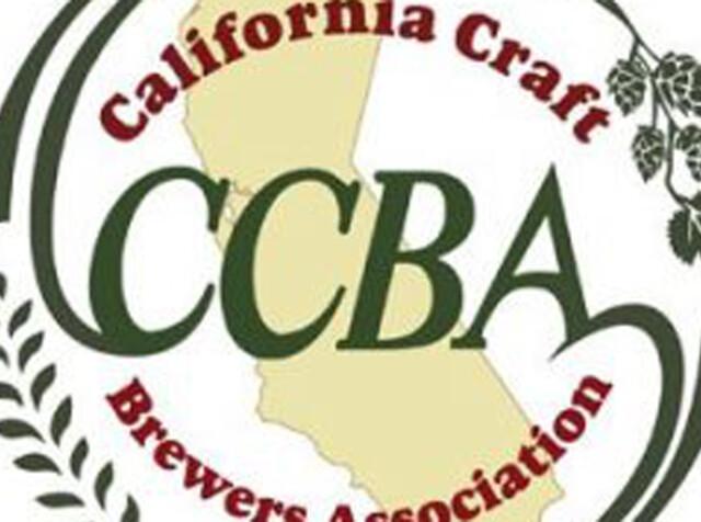 California Craft Brewers Logo Featured