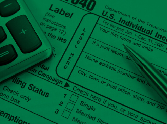 Tax Alert Featured Green