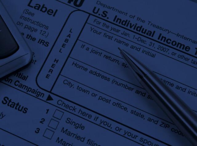 Tax Alert In Page Blue