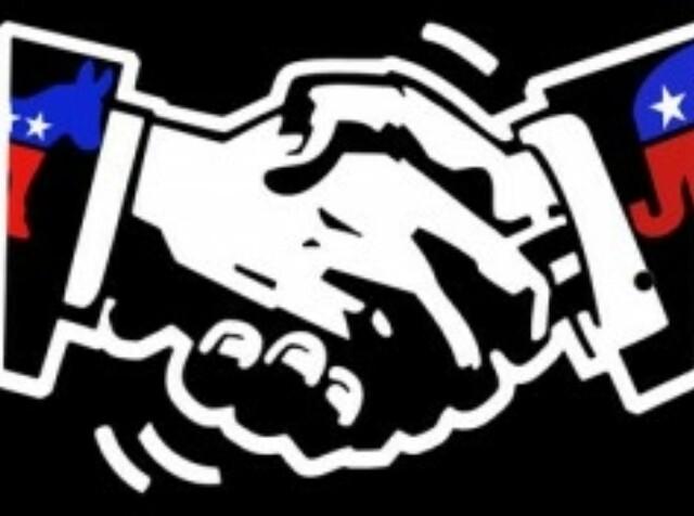 Republican Democratic Bipartisanship Handshake Illustration Shutterstock 500X293 300X176 1