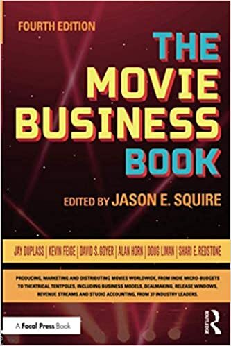 The Movie Business Book Fourth Edition